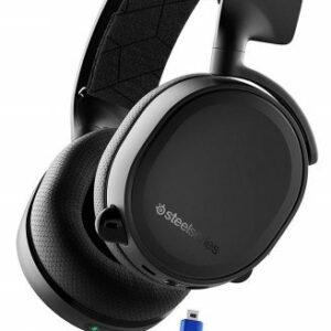 אוזניות גיימרים SteelSeries Arctis 3