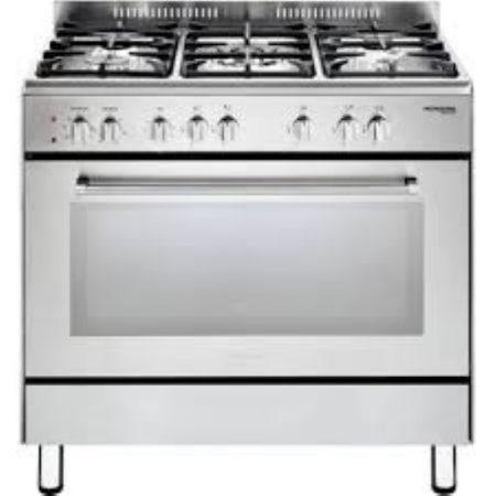 תנור משולב כיריים Delonghi NDS928X דה לונגי דהלונגי