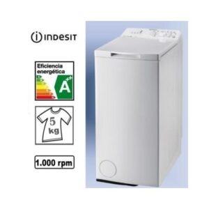 מכונת כביסה פתח עליון Indesit ITWA 51052 W  אינדסיט
