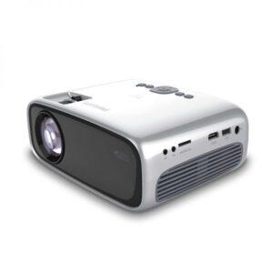 מקרן ביתי Full HD עם WiFi ו- Philips NPX445 NeoPix Easy+ Bluetooth  פיליפס