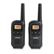 """זוג מכשירי קשר ווקי טוקי Uniden 8 ערוצים עד 10 ק""""מ PMR-1208"""