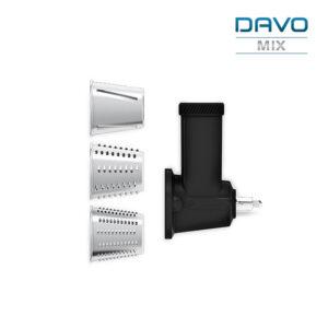 אביזר קוצץ ירקות למיקסר מקצועי DAVO MIX 5230/40/50 דאבו