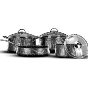 סט 7 חלקים מסדרת Food Appeal Royal Swan פוד אפיל