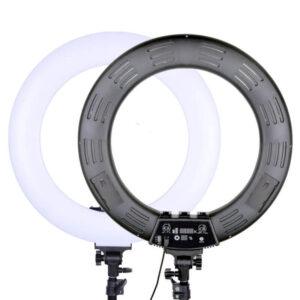 טבעת תאורה Remus Pro קוטר 46 ס״מ