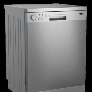 מדיח כלים רחב 5 תוכניות כסוף beko דגם DFN05210X בקו