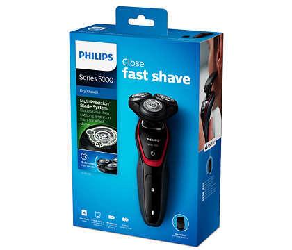מכונת גילוח Philips S5130 פיליפס