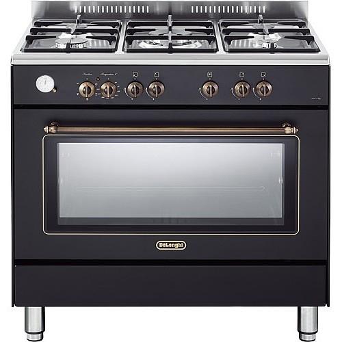 תנור משולב כיריים Delonghi NDS952 דה לונגי דהלונגי