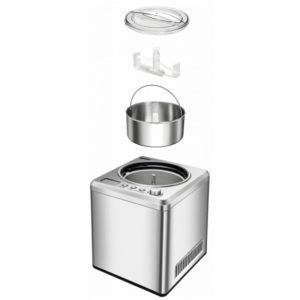 מכונת גלידה 2.5 ליטר Unold Ice Cream Maker Pro Plus אנולד