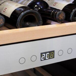 מקרר יין דגם Caso WineChef Pro 40