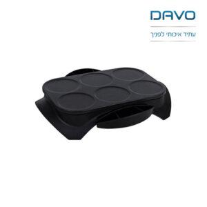 מכשיר להכנת פנקייק DAV 128 – מתצוגה דאבו