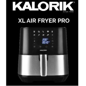 סיר טיגון דיגיטלי חכם ללא שמן 5 ליטר KALORIK XL Air Fryer Pro 45629 קלוריק