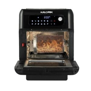 תנור טיגון חכם 44880 KALORIK AIR FRYER OVEN קלוריק