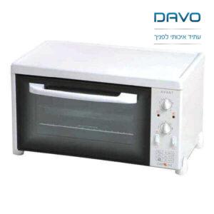 טוסטר אובן 30 ליטר – DAV 1503T דאבו