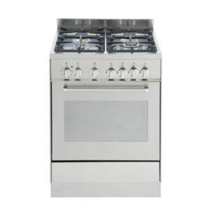 תנור משולב כיריים Delonghi NDS387X דה לונגי דהלונגי