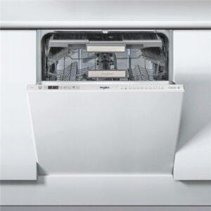 מדיח כלים אינטגרלי מלא מבית WHIRLPOOL ווירפול דגם WIO3O33DEL