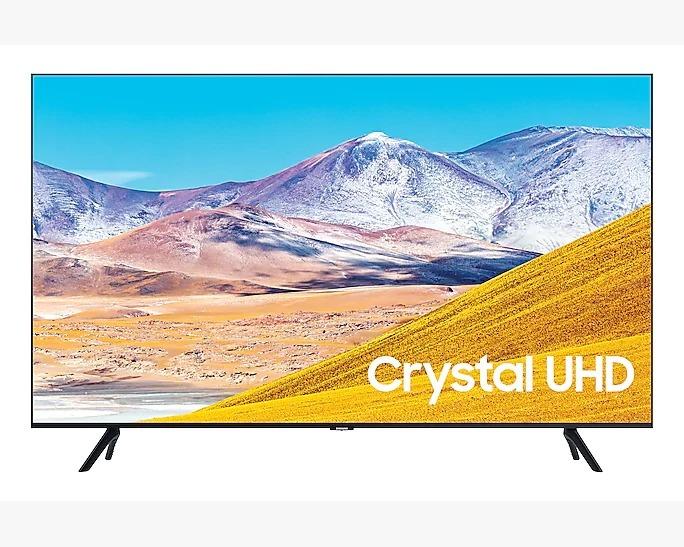 טלוויזיה 43'' Samsung UE43TU8000 4K סמסונג