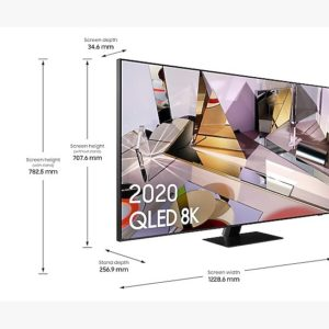 טלוויזיה Samsung QE65Q700T 8K סמסונג