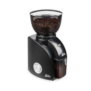 מטחנת קפה ביתית מקצועית SOLIS Scala Zero Static