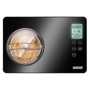 מכונת גלידה 2 ליטר UNOLD ICE CREAM MAKER Gusto אנולד